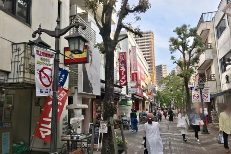 【川口市】川口栄町3丁目銀座地区再開発による閉店ラッシュが続いています!