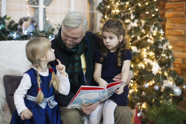 クリスマス読み聞かせ