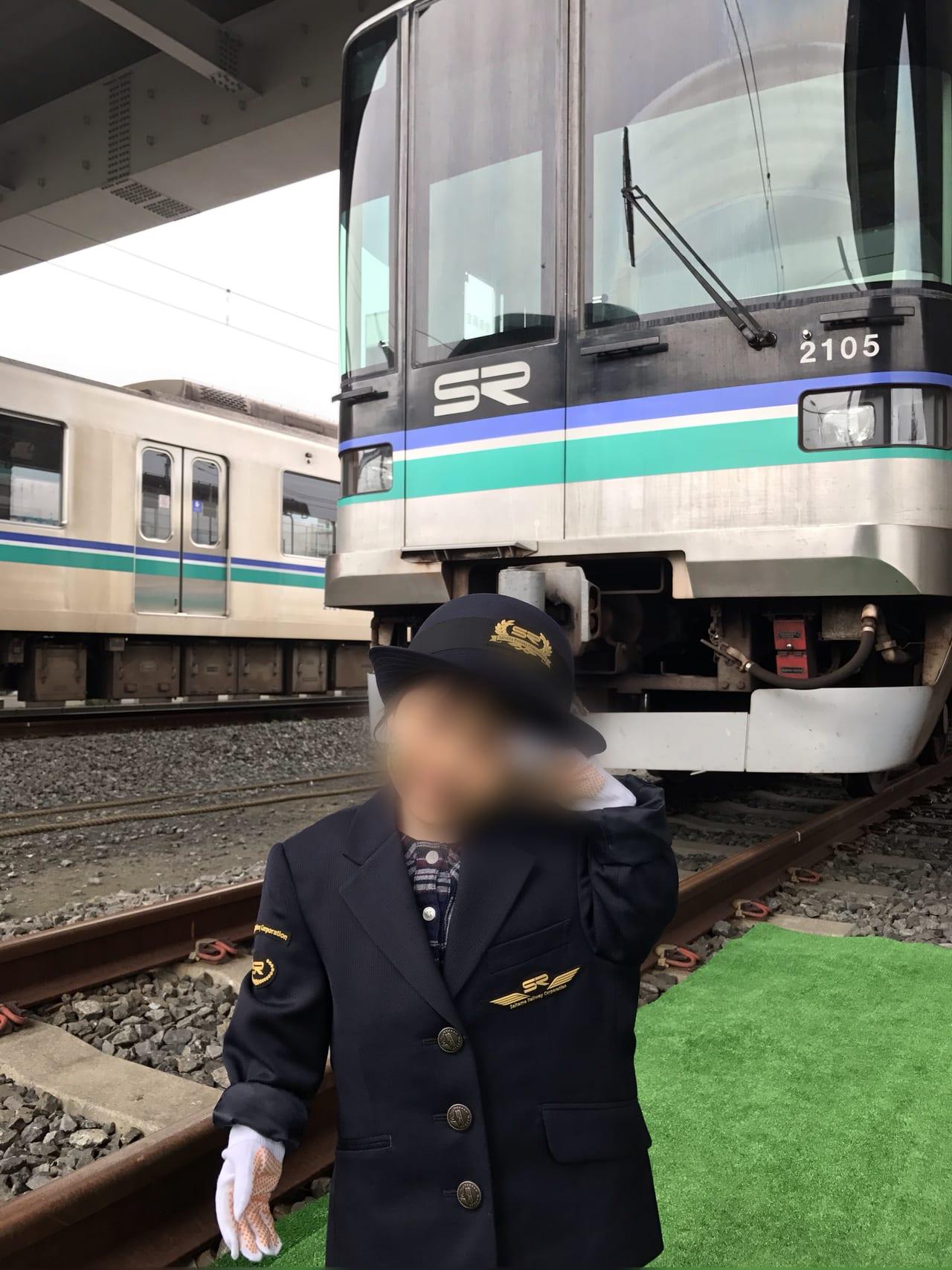 埼スタ線制服撮影