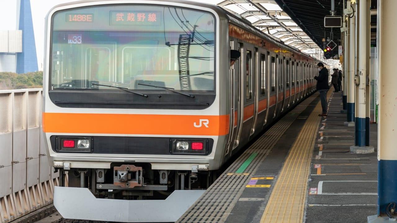 東川口駅事故