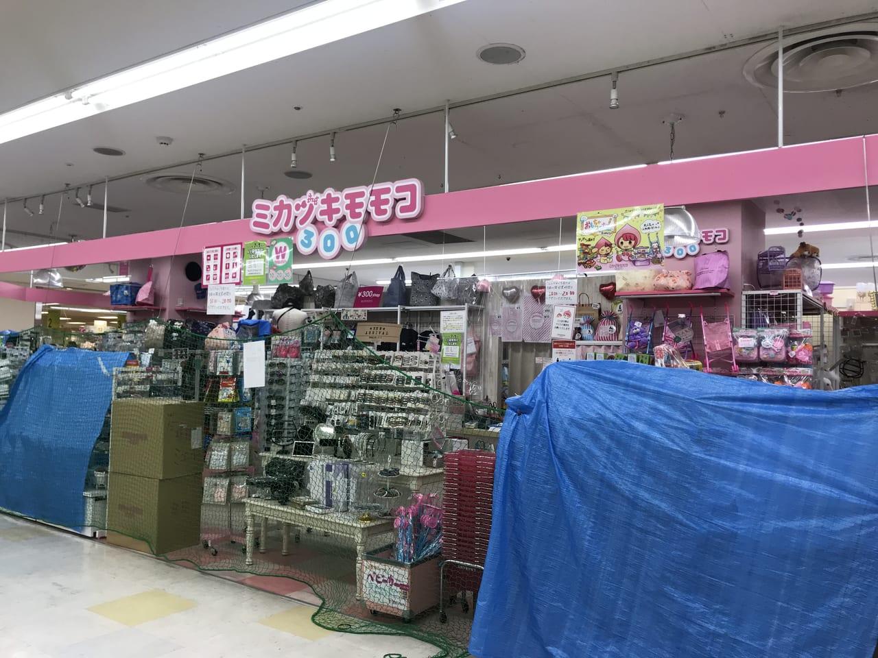 モコ 店舗 ミカヅキモ